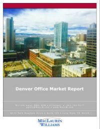 Image of Denver Office Market Report